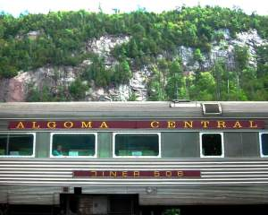 Agawa Canyon Dining Car