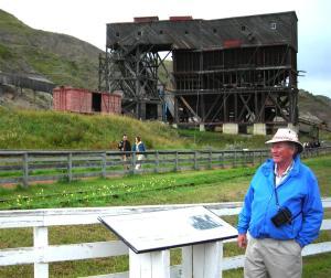 Atlas Coal Mine - Last wooden tipple