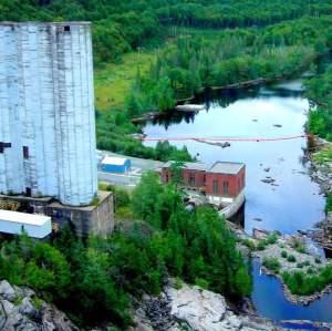 Montreal River Hydro Plant