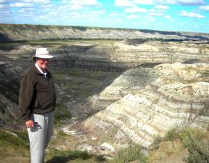 John at Horse Thief Canyon