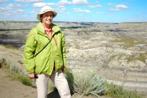 Elaine at Horse Thief Canyon