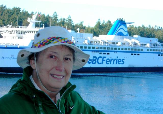 Close Encounter with the Other Ferry in Active Pass