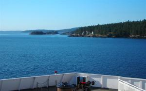 A Wonderful Day for a Ferry Ride