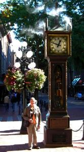 Steam Clock