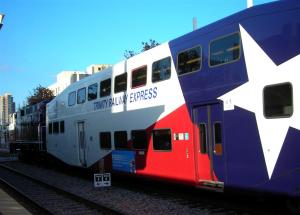 Dallas-Fort Worth Commuter Train