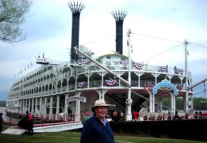 American Queen at Grand Gulf Park