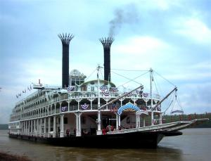 The Boat Headed to Natchez