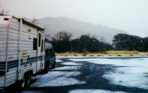 Wintry Wasteland for Our First Trailer