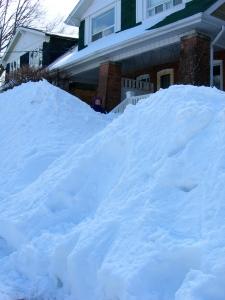 Seriously Deep Snow