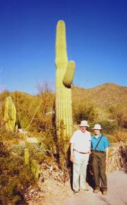 Our First Visit to Tucson, Arizona