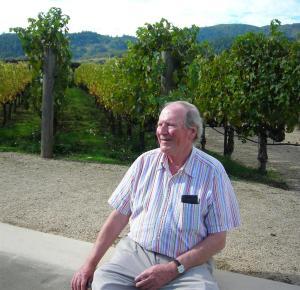 Mondavi Winery Napa Valley, Calfornia